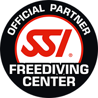 OFFICIAL PARTNER SSI FREEDIVING CENTER