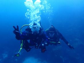 海洋公園の水深30m以深で窒素酔いを経験しました。