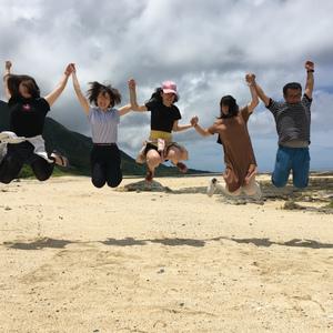 徳之島ツアー最終日,競り見学やビーチでジャンプ