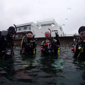 サンゴ識別コースを開催,これもサンゴ?新しい発見!
