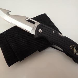 未使用折りたたみ式ダイバーズナイフ入荷しました。